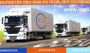 i-Cell Kft. kedvezményes OBU készülék az Ipartestület tagjainak
