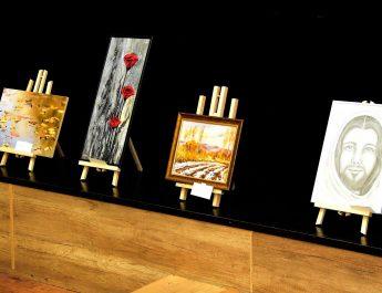 Sikeres aukció a Győri Ipartestület szervezésében